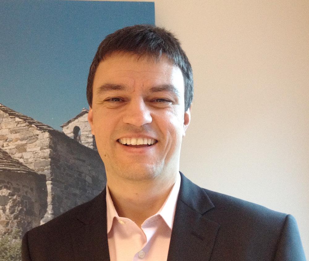Enric Torres, director de Producto y Nuevos Proyectos de Andorra Turisme